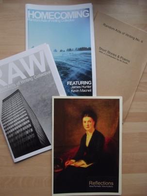 RAW magazines