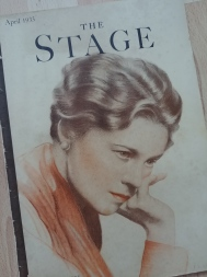 cover of the Stage