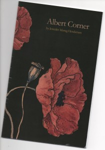 Albert Corner booklet